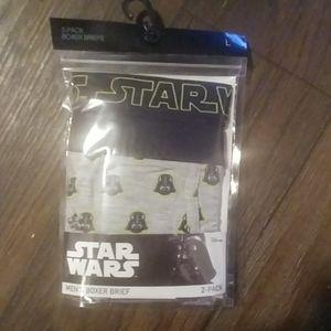 Star Wars boxer brief